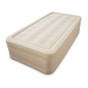 Bestway Single Size Inflatable Air Mattress - Beige