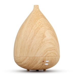 4 in 1 Aroma Diffuser 300ml  - Light Wood