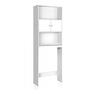 Artiss Bathroom Storage Cabinet - White