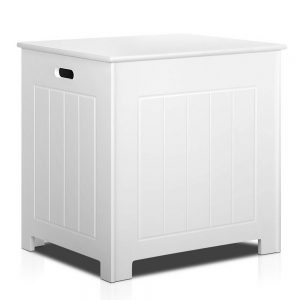 Artiss Kids Bathoom Storage Cabinet - White