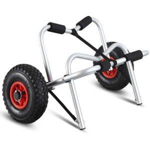 Aluminium Collapsible Kayak Trolley