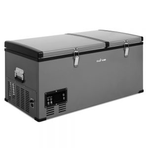 85L Portable Freezer Cooler - Black