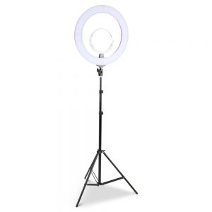 Embellir 19 Inch LED Ring Light - Purple