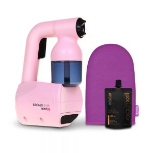 Minetan Portable Spray Tan Machine - Pink