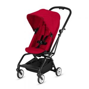 Eezy S Twist Stroller - Rebel Red