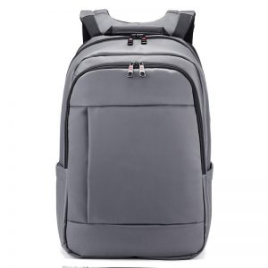 Boutique Waratel Backpack Bag B3142 Dark Grey 17inch