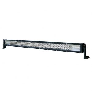 42inch Philips LED Light Bar Spot Flood Offroad Driving 4x4 Truck SUV JEEP Ford