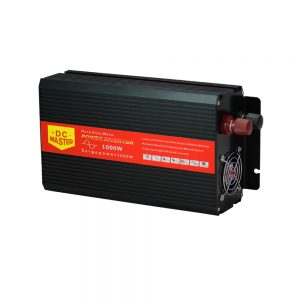 1000W Max 2000W 12V-240V Power Pure Sine Wave Inverter Car Caravan Camping Boat